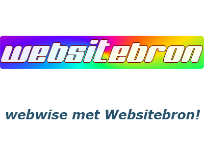 Site gebouwd door Websitebron